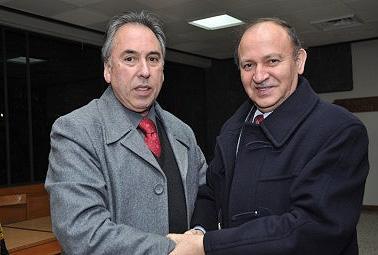 Con Alta Adhesión, el Dr. Víctor Cubillos es Elegido Rector de la UACh por Segundo Periodo