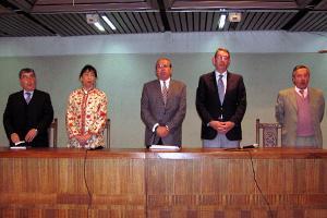 Colegio Médico Veterinario celebró su Aniversario Nº 55