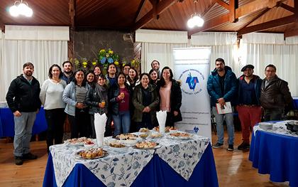 Consejo Regional Chiloé desarrolla Asamblea Trimestral