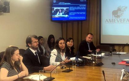 COLMEVET participa en discusión de Proyecto de Ley que declara a Perros Asilvestrados como Especie Exótica Invasora