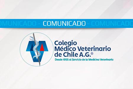 Comunicado Colmevet / Covid-19