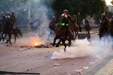 Comunicado acerca del uso de caballos para confrontar manifestantes