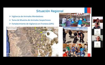 """Conversatorio """"Rabia en Frontera: una revisión a la situación actual"""""""