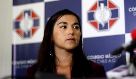 Directiva Nacional Colmevet repudia las amenazas en contra de la Dra. Izkia Siches