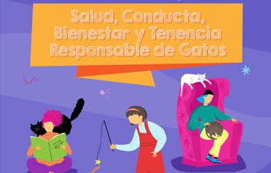 """Lanzamiento del libro """"Salud, Conducta, Bienestar y Tenencia Responsable de Gatos"""""""