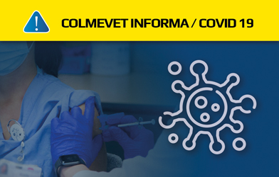 Se inicia proceso de vacunación de Médicas y Médicos Veterinarios inscritos