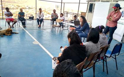 Trabajo Colaborativo entre Consejos Regionales