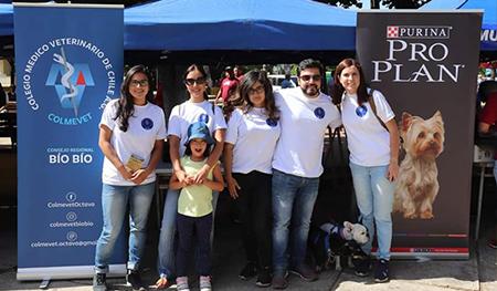 Consejo Regional Biobío participa en Primera Feria de Tenencia Responsable en Curanilahue