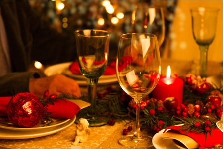 5 Claves para la Inocuidad de los Alimentos en las Fiestas de Fin de Año