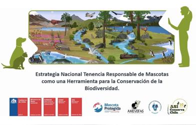 Lanzamiento de Estrategia Nacional de Tenencia Responsable de Mascotas en beneficio de la Conservación de la Biodiversidad
