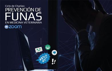 """Ciclo de Charlas: """"Prevención de Funas en Medicina Veterinaria"""""""