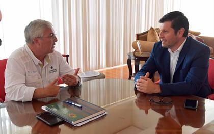 Encuentro entre Consejo Regional Tarapacá y Gobierno Regional