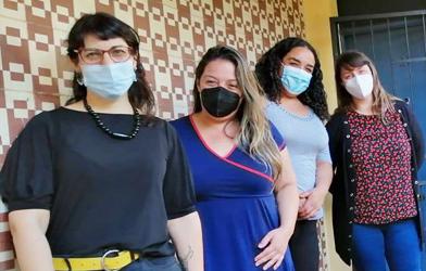 Apoyo y admiración ante proceso de recuperación de Dra. María José Vergara