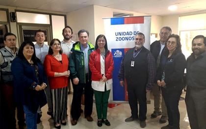 El Consejo Regional Ñuble lleva a la práctica el concepto Una Salud