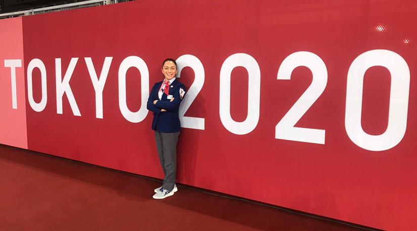 Médico Veterinaria de la región del Maule participa como Referee Internacional de Taekwondo en los Juegos Olímpicos de Tokio
