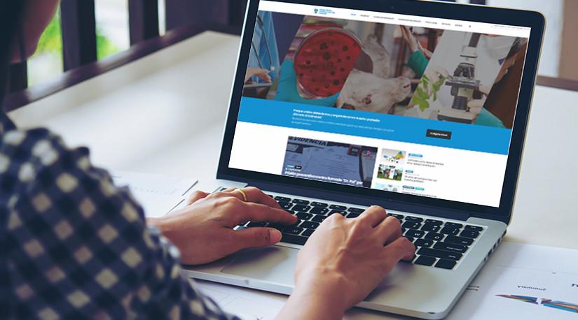 Nuevo portal web de Colmevet, nuestro nuevo rostro en Internet